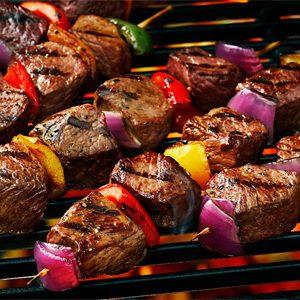 Beef Kebobs